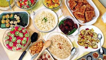 recettes pour world vegan day potluck be vegan