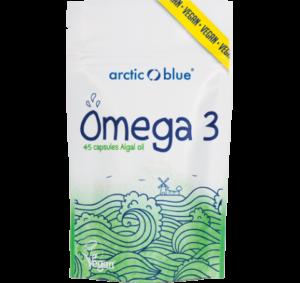 veganistische omega 3 Arctic Blue