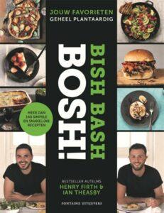 veganistisch kookboek bosh