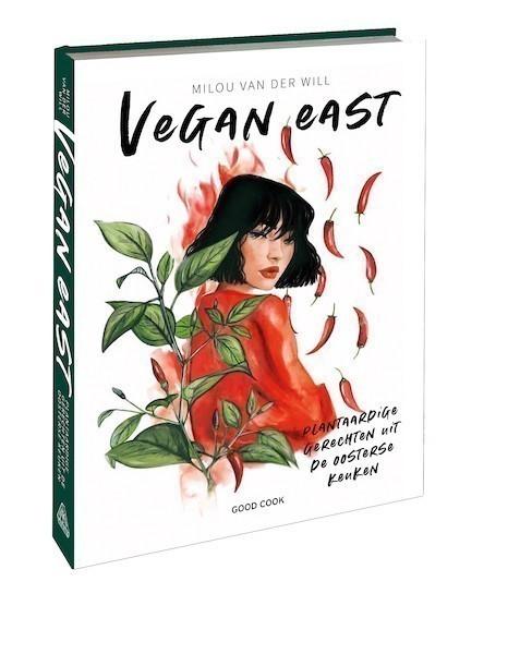 veganistisch kookboek Vegan East
